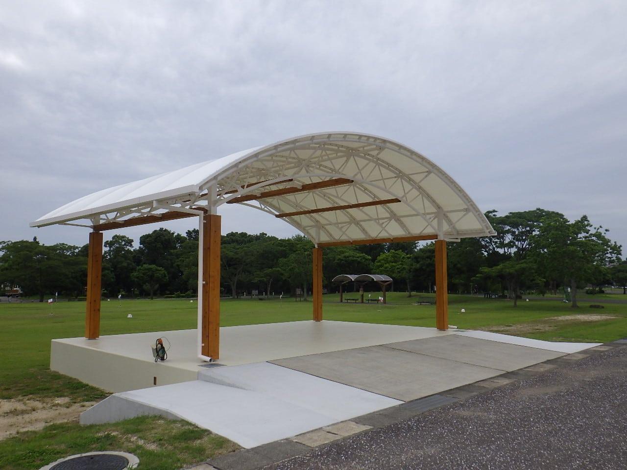 エコパーク 川添 鹿児島 塗装